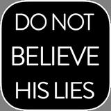别相信他的谎言