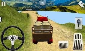 卡车驾驶模拟3D截图