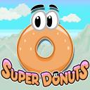 超级甜甜圈!
