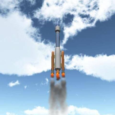 火箭升空手游截图