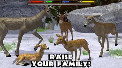 终极森林模拟器游戏截图
