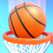涂鸦篮球小游戏