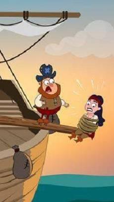 海盗抉择截图