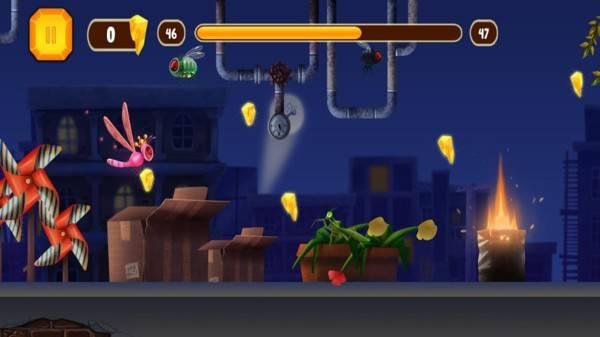 萤火虫之翼游戏截图