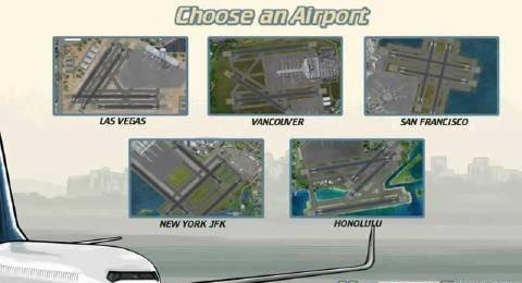 机场调度员截图