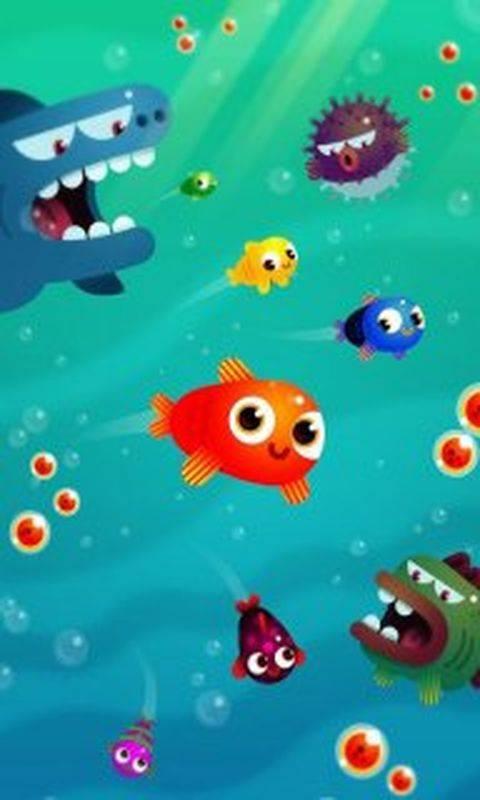 鱼的旅行截图