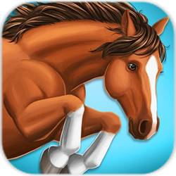 马的世界:跨栏比赛