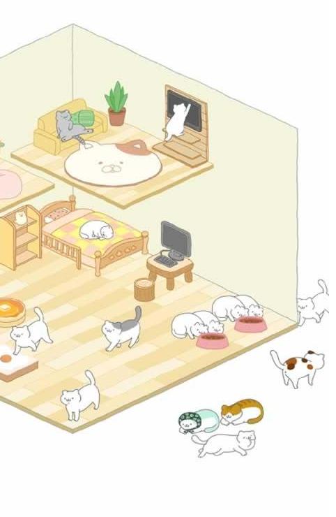 猫咪餐厅截图