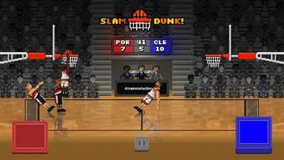 抽搐篮球截图