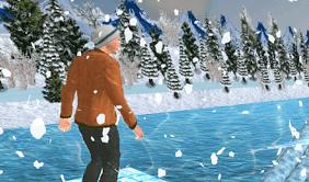雪人冒险截图