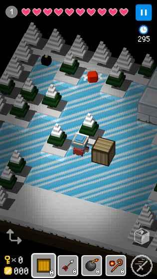 砖块迷宫建造者手游截图
