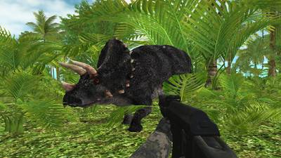 我的世界之恐龙猎人手游截图