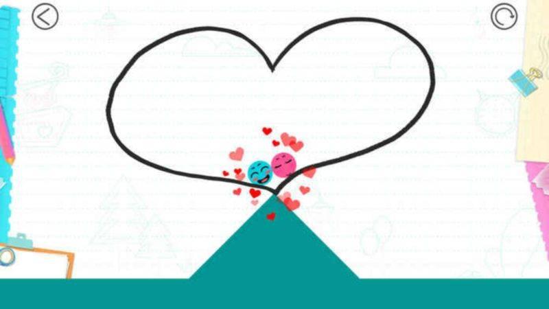 恋爱球球游戏截图