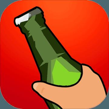 抖音抓啤酒瓶的游戏