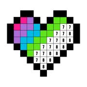 数字填色:画画游戏安卓版