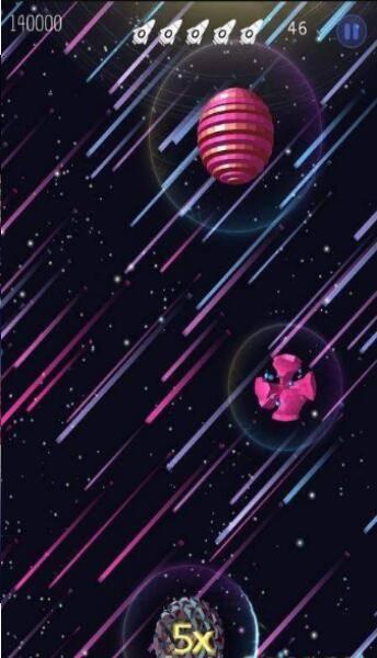 星球投掷截图
