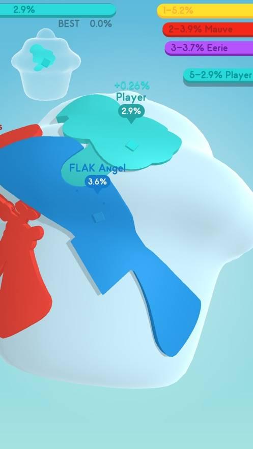 Paper.io 3D官方版截图