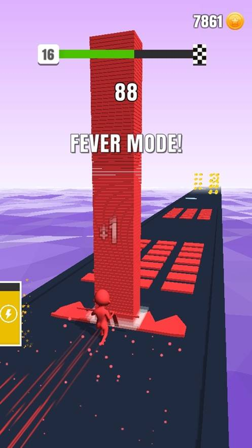 抖音搬砖跑酷的游戏截图