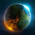 模拟行星相撞游戏
