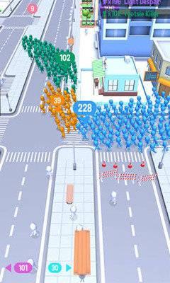 拥挤大都市截图