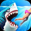 饥饿鲨世界灭绝模式灾难鲨无限珍珠破解版