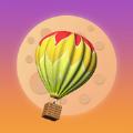 气球飞向月球游戏