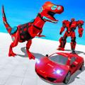 恐龙机器人汽车改造
