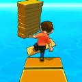 搭个桥快跑内购版无限金币