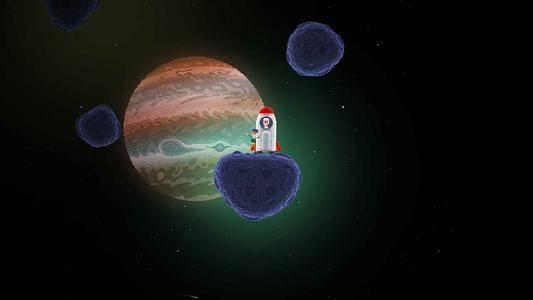 太空救援游戏截图
