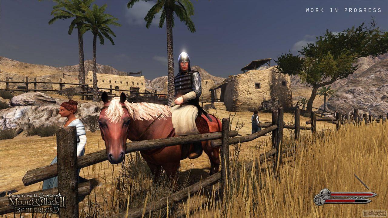 骑马与砍杀2e1.5.9正式版截图
