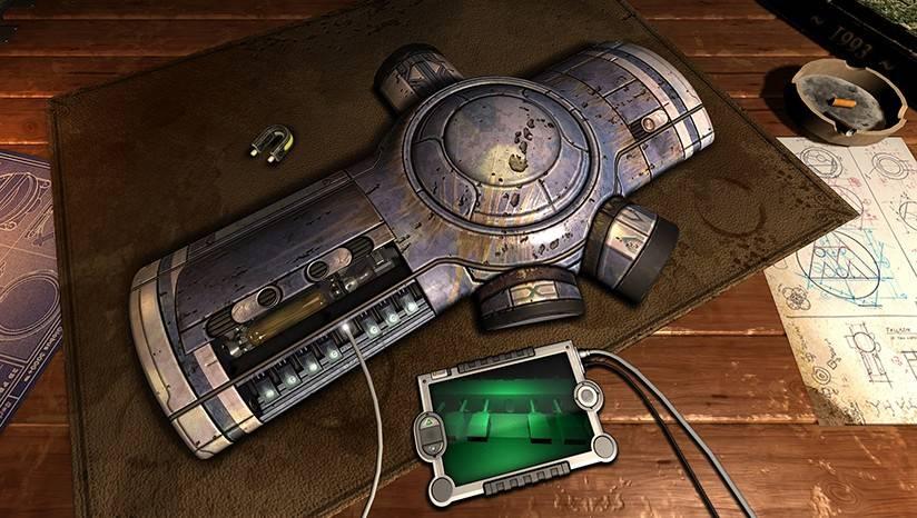 异星装置博物馆截图