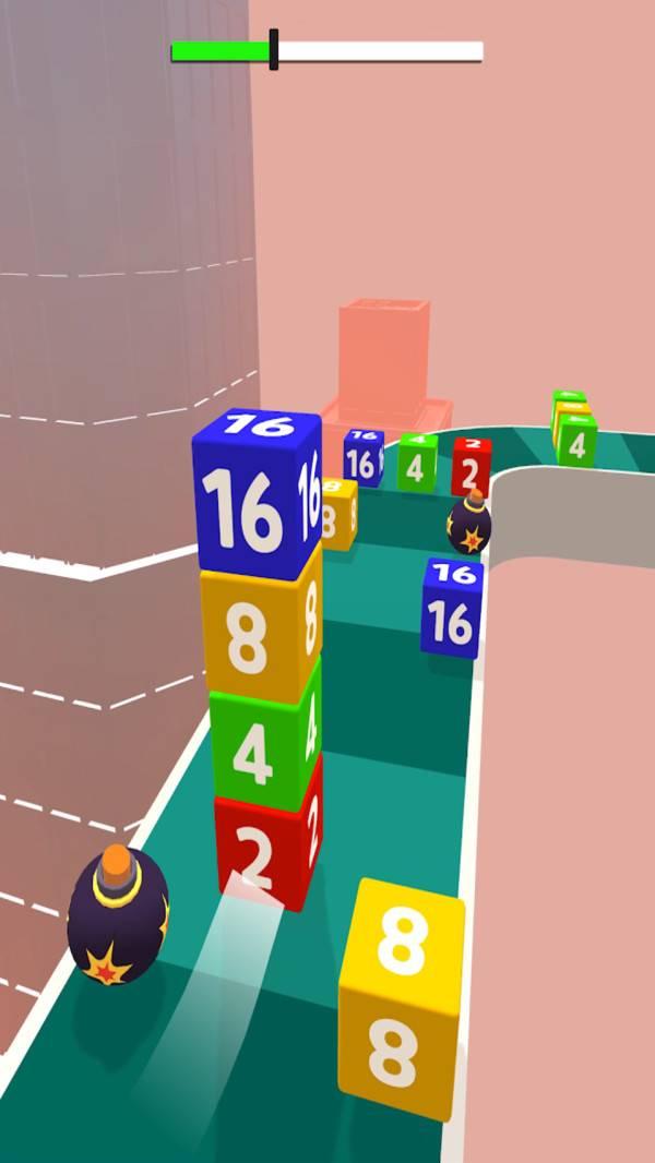 2048快跑游戏安卓最新版截图