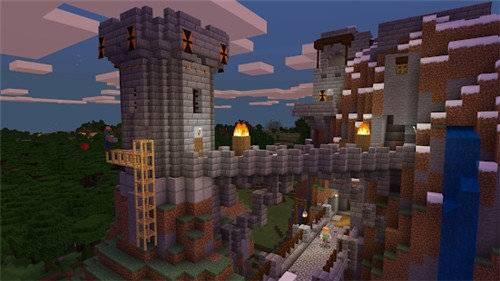 minecraft1.17矿洞更新测试版截图