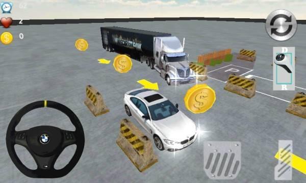 驱动传奇停车场截图