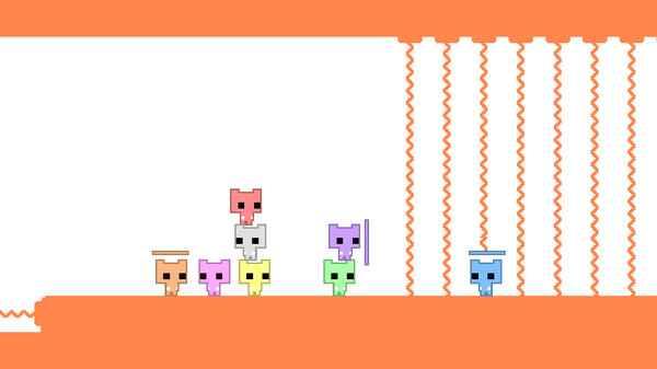 萌猫公园PicoPark截图