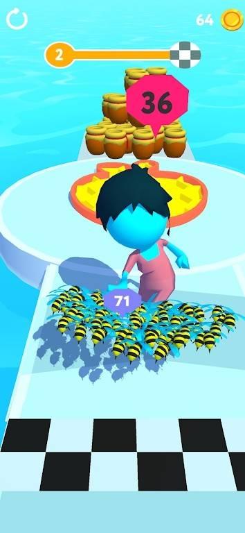 蜜蜂大师3D截图