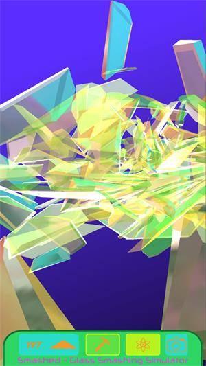 打碎玻璃模拟器截图