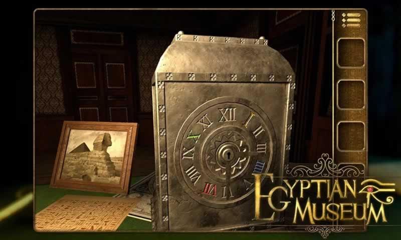 密室逃脱:埃及博物馆探险截图