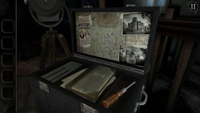 未上锁的房间4:旧罪游戏截图