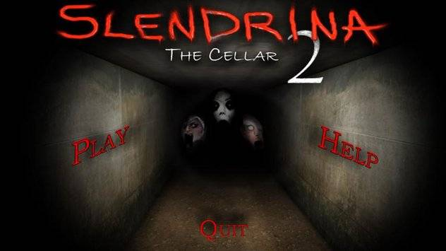 Slendrina The Cellar 2截图