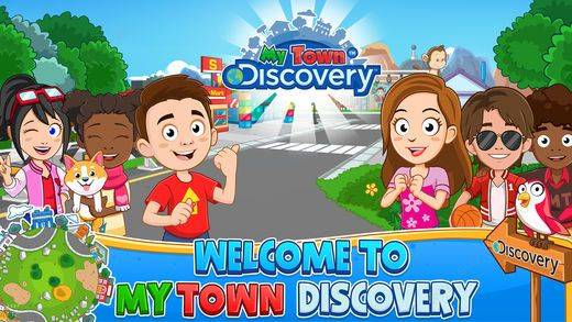 My Town : Discovery截图