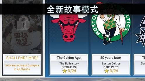 NBA2K19破解版截图