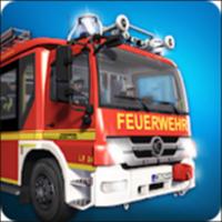 紧急112消防队员