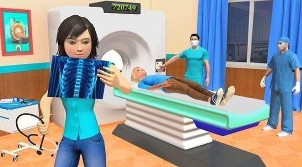 真正医院模拟器游戏截图
