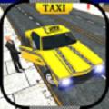 城市出租车司机疯狂车