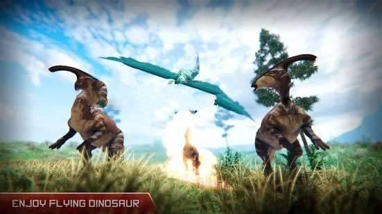 可怕的侏罗纪恐龙截图