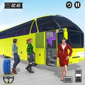 公交大巴车模拟