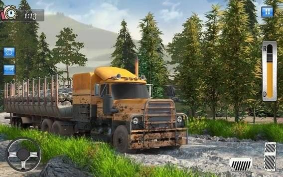 泥浆越野驾驶模拟截图