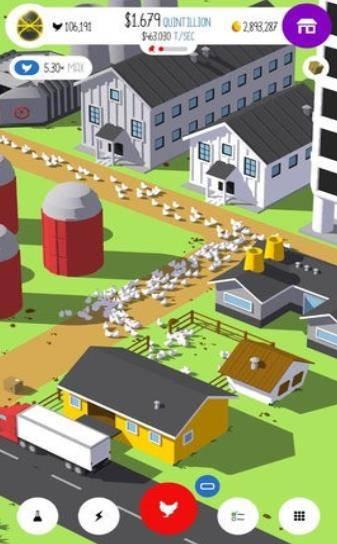 鸡蛋生产公司截图