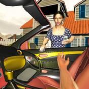现代出租车接送模拟器